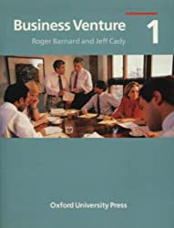 BUSINESS VENTURE STUDENT'S BOOK LEVEL 1
