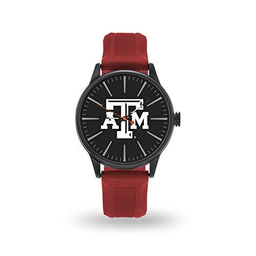 Rico NCAA Texas A&M Aggies Armbanduhr, Einheitsgröße, Teamfarbe Texas A&m Atm