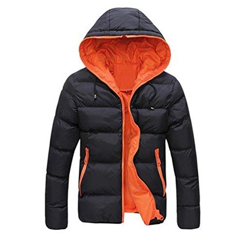 Giacca-in-gi-per-gli-uomini-Koly-Giacca-calda-casuale-sottile-da-uomo-Cappotto-con-cappuccio-invernale-Felpa-con-cappuccio-Parka-M-orange