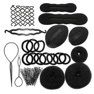 Alcoa Prime New Hot 8 Styles/set Hair Tools Set U-Clip Braid Accessories Styling Kits