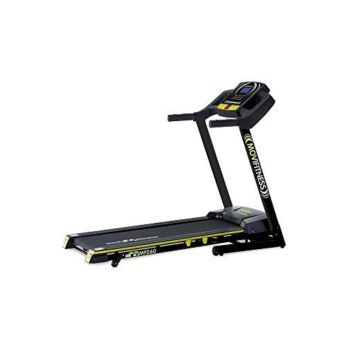 Movi Fitness Tapis de course Movi Fitness MF260Tapis électrique inclinaison course gym