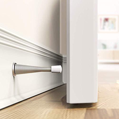 Türstopper Frühling schwer Wand dekorativer Türstopper schützen Türen & Wand Türstopper Puffer Bumper,Anti-Kollision Guard Tür Stopper für Wohnzimmer oder Badezimmer -