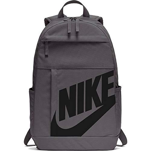 Nike NK ELMNTL BKPK - 2.0 Sports Backpack, Thunder Grey/Thunder Grey/(Black), MISC