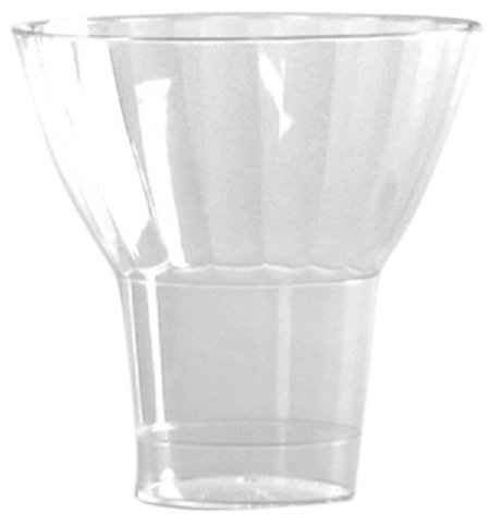 Classic Parfait klar starrer Kunststoff Parfait Tasse, 9Unze (240-count)