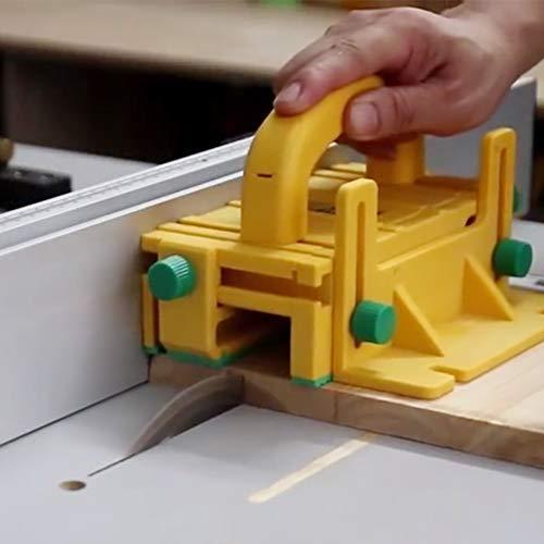 41dSbcIaPqL - Bespick 3d Pulsador de Seguridad, Herramienta de Carpintería Pulsador para Madera de Plástico ABS