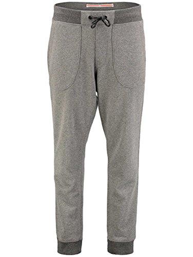 Construct O'Neill-Pantaloni da jogging, da uomo, colore: nero grigio
