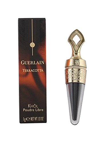 Guerlain Terracotta Khol Poudre Libre N 01 Noir 1g