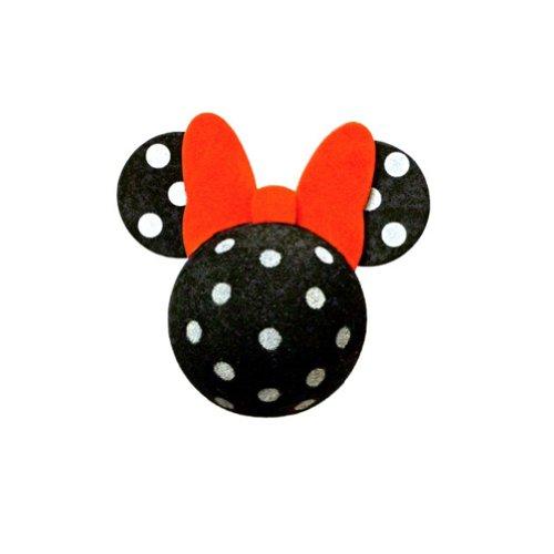 Disney Auto Antenne topper-Minnie Mouse Polka Dots