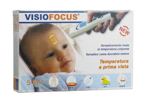 VisioFocus Termometro a distanza. Misura e proietta