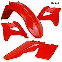 x-fun kit Plásticos Gas Gas FSR 450(07–09) Rojo