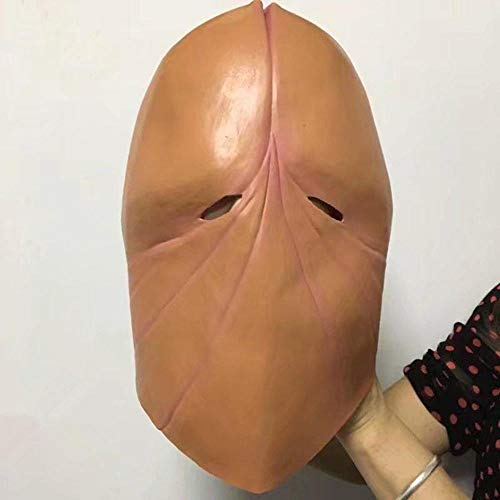tige Evil Dead End Set Halloween Maske, cos Leistung Maske Perücke Mann ()