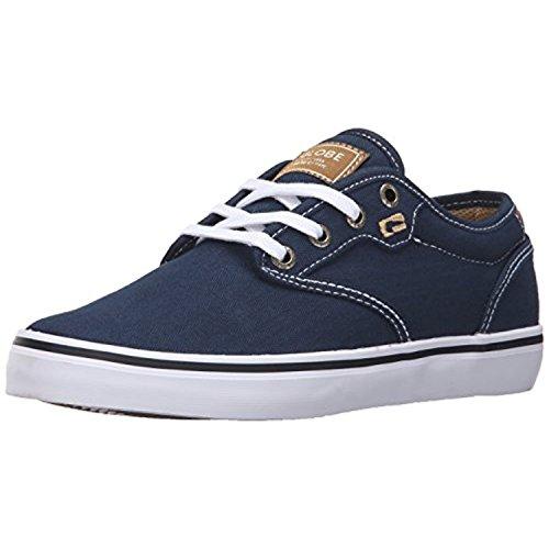 Tan Marinha 5 m Sneaker Branco D Heterogéneo Dos Globo Homens 0rfqwrSY