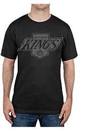 Los Angeles Kings - Logo Brass Tacks Soft T-Shirt