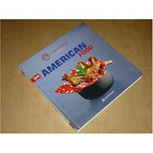 COLLECTION MasterChef Présente VOL.34 / AMERICAN FOOD