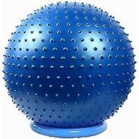 Pelota de yoga Masaje de superficie Granulado bola de gimnasia Bola de  masaje Grueso a prueba 7aeab38219bf