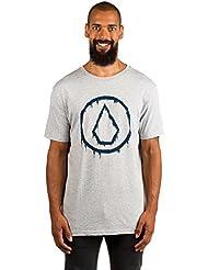 Volcom Herren Sludgestone Bsc Ss T-Shirt