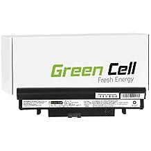 Green Cell® Standard Serie Green Cell® AA-PB2VC6B AA-PB2VC6W Batería para Samsung N100 N102 N143 N145 N148 N150 N210 N220 Plus Ordenador (6 Celdas 4400mAh 11.1V Negro)