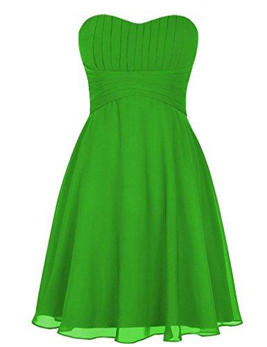 HUINI Tesoro Corto Satin Prom Dresses Festa di Nozze Abiti Convenzionali Size 42