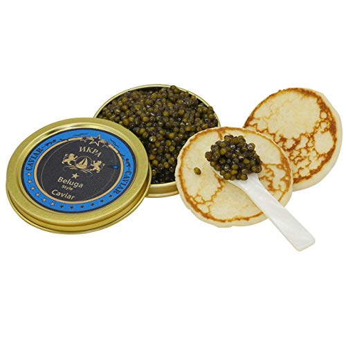 Beluga Caviar Premier (Kaviar v. Amur-Stör) (30g)