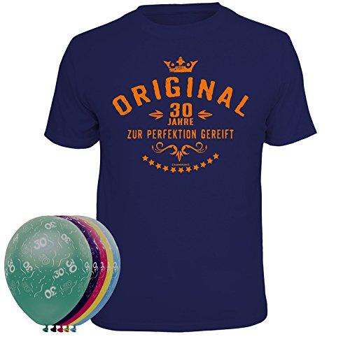 T-Shirt 30 Jahre zur Perfektion gereift