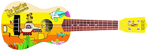 The Beatles Yellow Submarine YSUK02 Ukulele Gelb