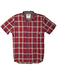 VANS - Chemise - Averill Jr - Rouge