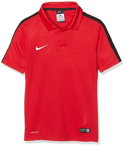 Nike Polo à Manches Courtes Homme YTH squad15 SS sdln Polo