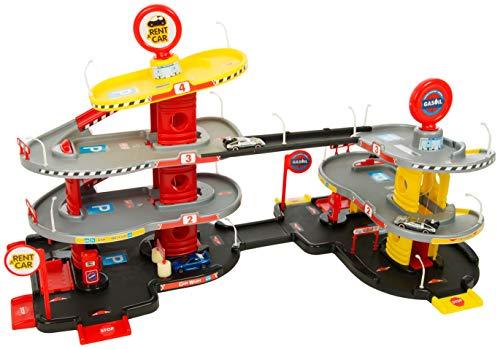 Unogiochi 7092-in-1-Maxi Garage mit Track
