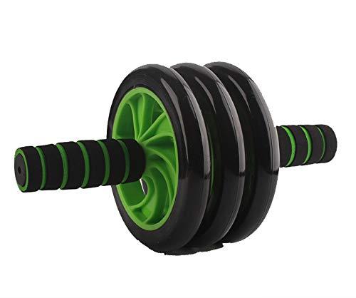 TFGY AB-Rad, Bauchrad-Trainer,Männer Abdominal Fitness Equipment Mute