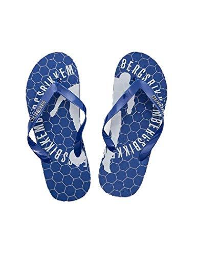 Bikkembergs, Sneaker Uomo, Blu (Blu), 45 EU