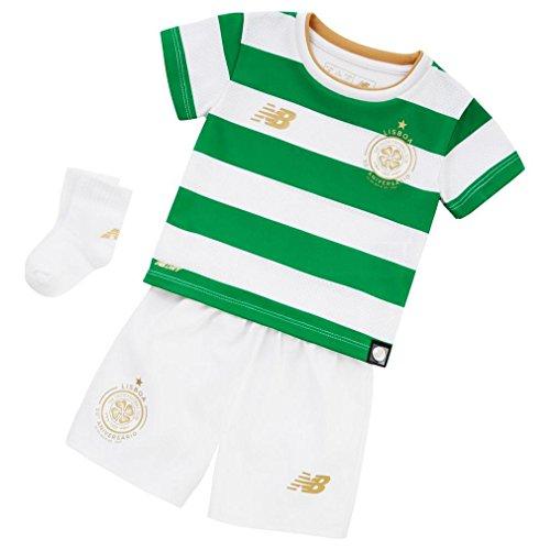 Celtic-FC-1718-Home-Infant-Football-Kit-WhiteGreen-size-12-18M