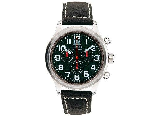 BWC Herrenuhr Piloten Chronograph 20017.50.01