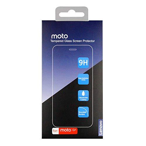 Motorola Schutzfolieaus Glas für Moto G6