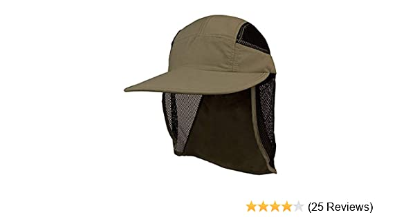 Protection Outdoor Flap Cap UV 50 Khaki W15S49C