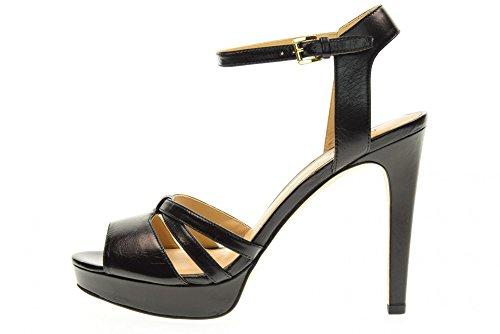 MICHAEL KORS Schuhe Sandalen 4OS7CAHA1L CATALINA PLATFORM Frauen Black