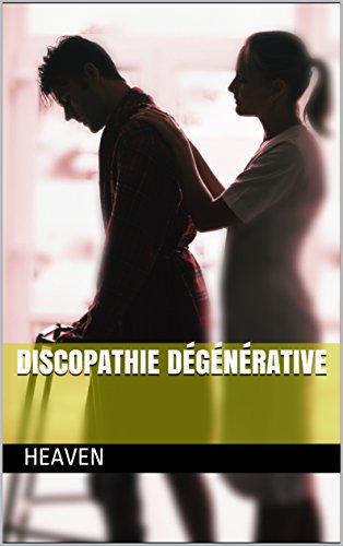 Couverture du livre Discopathie dégénérative