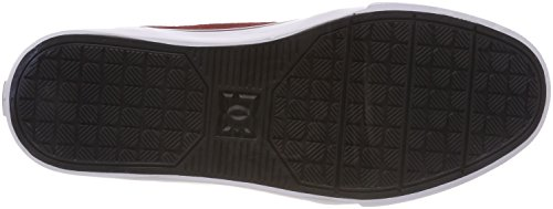 DC Shoes Tonik, Sneakers Basses Homme Rouge