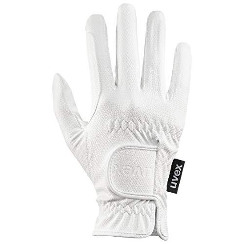 Uvex Damen Sportstyle Reiterhandschuhe, White, 6