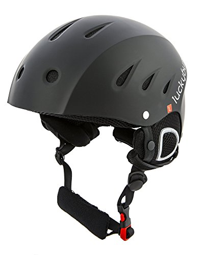 lucky-bums-snow-sport-helmet-black-61-cm