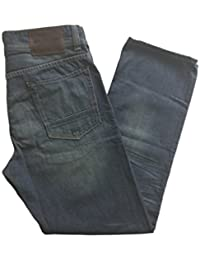 """Timberland Men's button-fly Jeans Fit Straight """"Ellsworth Cordura"""" - Style 4745J-651"""