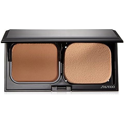 Shiseido - Sheer fundación Matificante compacto, No. 60 WB Natural profundo Warm Beige, 1 pc. (1 x 9,8 ml)
