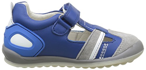 Garvalin Tobarra, Baskets Basses Garçon Bleu (C Azul Sauvage)