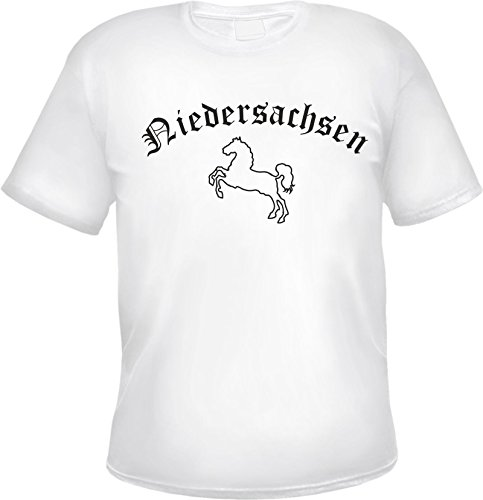 SAARLAND T-Shirt Weiß