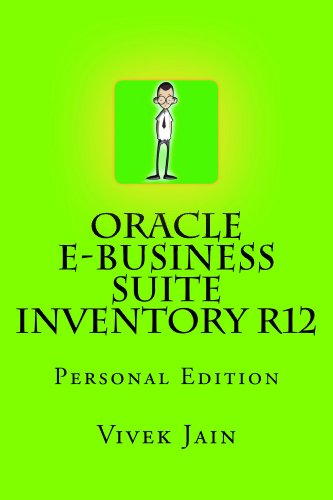 Oracle e-Business Suite Inventory R12 (English Edition) - Business Inventory Software