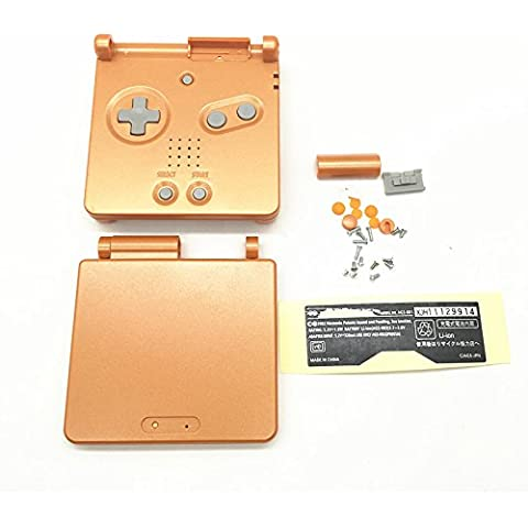Meijunter New Clolor Replacement Housing Shell Case Case Cover Part Kit Caja Cubierta Carcasa for Nintendo Gameboy Advance SP GBA SP