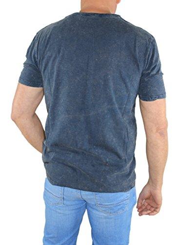 Pioneer Herren T-Shirt Verschieden Farben 5817 2987 blueberry (519)