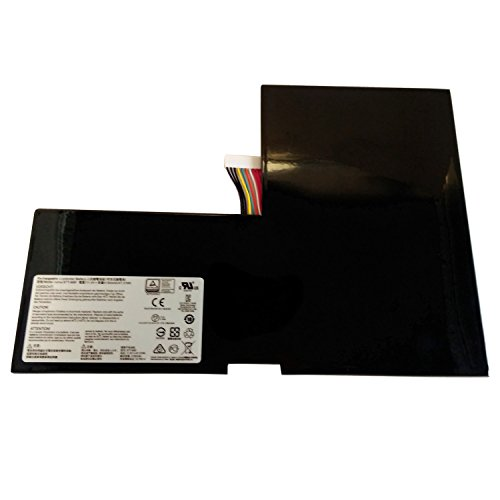 7xinbox New 52.89Wh BTY-M6F Remplacement Batterie pour MSI GS60 2PL 2QE 6QE 6QC MS-16H2 PX60