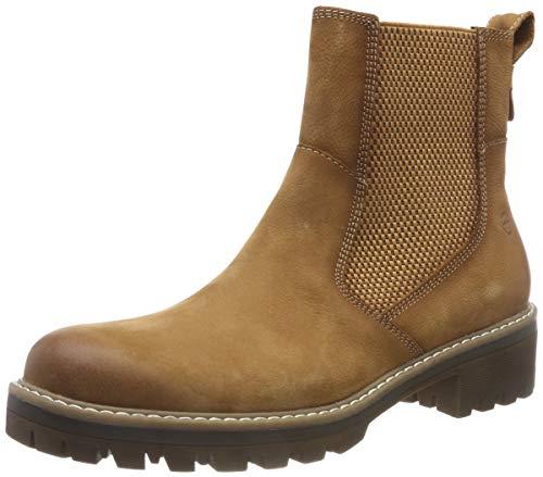 Tamaris Damen 25415-21 Chelsea Boots, Braun (Muscat 311), 39 EU