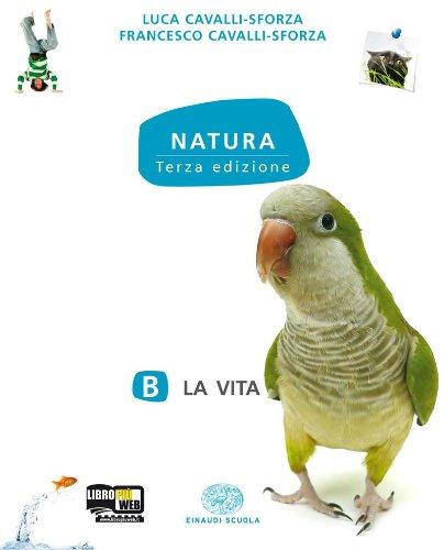 Natura. Vol. A-B-C-D. Per la Scuola media. Con CD-ROM