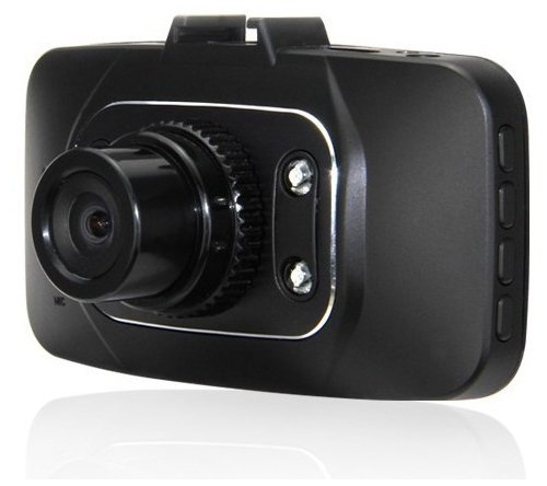 HD-DVR-Videokamera, Black-Box für das Auto, 1080p, 2,7 Zoll (6,9 cm) LCD-Display